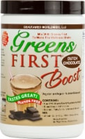 Greens First  Boost®   Dutch Chocolate