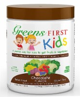 Greens First  Kids Superfood Drink Mix   Chocolate