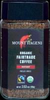 Mount Hagen  Organic Fair Trade Instant Coffee