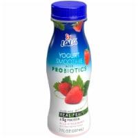 LaLa Wild Strawberry Flavored Probiotic Yogurt Smoothie