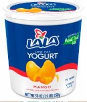 Lala Mango Low Fat Yogurt