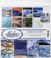 Reminisce Collection Kit 12 X12 -Alaska Cruise - 1