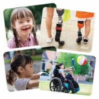Kaplan Early Learning Friends Like Me Differing Abilities Puzzle Set  - Set of 4 - 1
