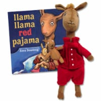 Kids Preferred Llama Llama Red Pajama Hardback Book & Plush Set - 1