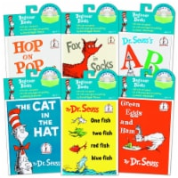 Kaplan Early Learning Dr. Seuss Book and CD Set  - Set of 6 - 1