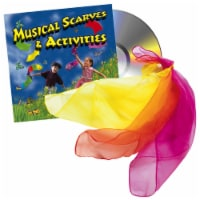 Kaplan Early Learning Musical Scarves Activity Kit - 1