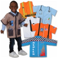 Kaplan Early Learning When I Grow Up Career Preschool Shirts - Set of 6 - 1