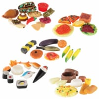 MOJO Life-Size International Pretend Play Food Collection - Set of 5 - 1