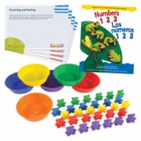 Kaplan Early Learning Counting and Sorting Learning Kit  - Bilingual - 1