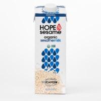 Hope & Sesame Original Organic Sesamemilk