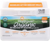 Happy Baby Stage 1 Organic Infant Formula with Iron