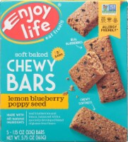 Enjoy Life Lemon Poppyseed 5 Pack
