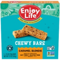 Enjoy Life Caramel Blondie Soft Baked Chewy Bars