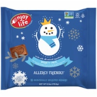 Enjoy Life Allergy Friendly Chocolate Squares Variety Pack