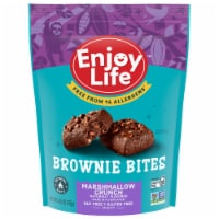 Enjoy Life Marshmallow Crunch Chocolate Brownie Bites