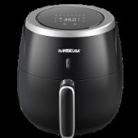 GoWISE USA 5.3-Quart Air Fryer, (Black) - 5.3 Qt