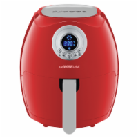 GoWISE USA 3.7-Quart Digital Air Fryer, Red