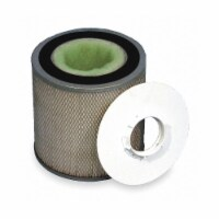 Extract-All Hepa Filter,10 In. W,10 In. H  F-981-3 - 1