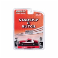 Greenlight 51224 1 by 64 Scale Diecast for 1976 Ford Gran Torino Edition Starsky & Hutch Limi - 1