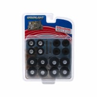 \Monster Trucks\ Wheel and Tire Multipack \ Kings of Crunch\  Set of 24 pieces 1/64 - 1