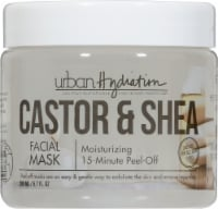 Urban Hydration Castor & Shea Facial Mask - 6.7 fl oz