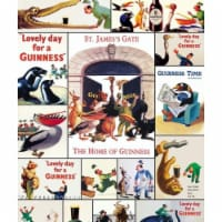 Guinness 808452 Guinness Beer Vintage Posters Puzzle - 1000 Piece