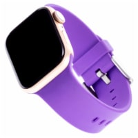 WITHit Smooth Silicone Watch Band - Lavender