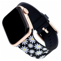 WITHit Apple Watch Silicone Daisy Darling Band