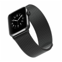 WITHit Apple Watch Mesh Band - Black