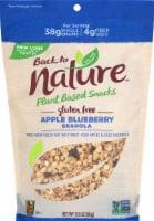 Back to Nature Gluten Free Apple Blueberry Granola - 12.5 oz