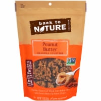 Back to Nature Peanut Butter Granola Clusters