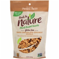 Back to Nature Dark Chocolate Coconut Granola
