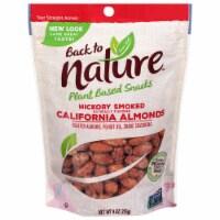 Back to Nature Hickory Smoked Almonds - 9 oz