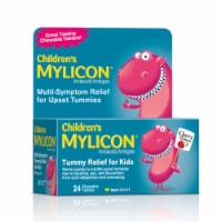 Mylicon Children's Tummy Relief Chewable Tablets