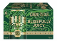 Oskar Blues Brewery Blissfully Juicy Citrus IPA