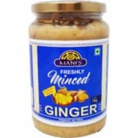 Mani's Freshly Minced Ginger - 750 Gm