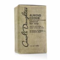 Carol's Daughter Almond Cookie Oatmeal Bar Soap 198g/7oz - 198g/7oz