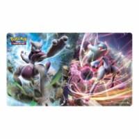 Pokemon Mega Mewtwo X & Mega Mewtwo Y Playmat Trading Card Game Accessory - 1 unit