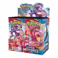 Pokemon Sword And Shield Battle Styles Boost Pack (1 Pack)