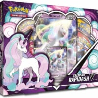Pokemon Glarian Rapidash V Box Trading Card Game - 1 ct