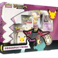 Pokemon: Celebrations Dragapult Prime Collection - EACH