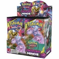 Pokemon: SM11 Unified Minds Booster - BOX