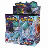 Pokemon: SS6 Chilling Reign Booster - BOX