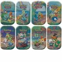 Pokemon: Celebrations Mini Tin Display - 8pc - DISP