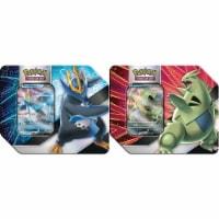 Pokemon: V Strikers Tin (Tyranitar V / Empoleon V)