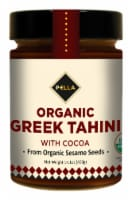 Pella Organic Greek Tahini With Cocoa