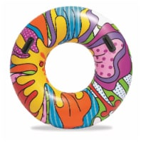 Wet Products Pop Art Swim Tube with Handles