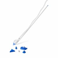 Kelsyus Floating Pool Lounger Inflatable Chair w/ Cup Holder, Blue | 80014 - 1 Unit