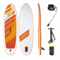 Bestway Hydro Force Inflatable Aqua Journey SUP Stand Up Paddle Board Set - 1 ct
