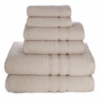 American Dawn Quick Dry Bath Set - Beige